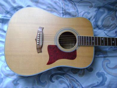 Handmade Acoustic Guitars For Sale - tanglewood tw15 ns lovely handmade acoustic guitar for