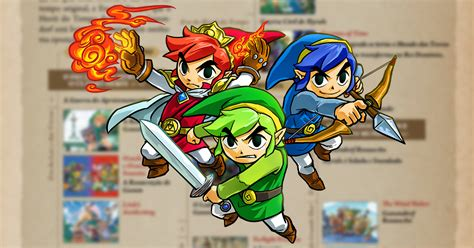 tri force heroes materials guide how to craft all costumes nintendo confirma posi 231 227 o de tri force heroes na timeline