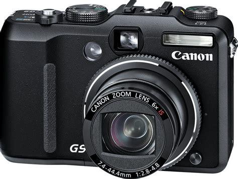 len g9 test digitalkamera canon powershot g9 ausstattung