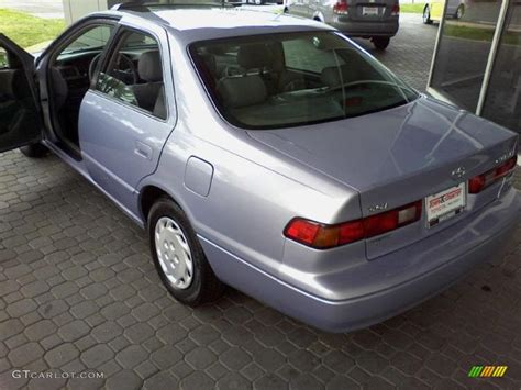 1997 Toyota Camry Le 1997 Frosted Iris Metallic Toyota Camry Le 11506208 Photo