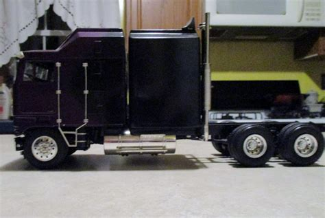kenworth aerodyne kenworth aerodyne coe on the workbench big rigs model