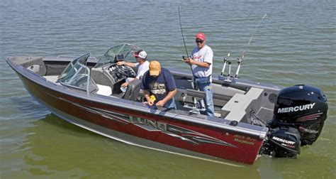big water fishing boat lund boats announces new big water magnum fishing