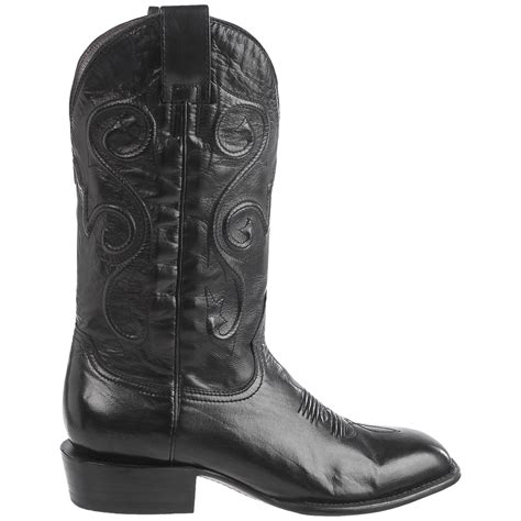 stetson mens cowboy boots stetson darringer cowboy boots for save 72