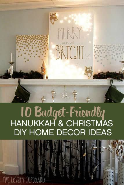 hanukkah home decor 8 easy diy decorations for your best