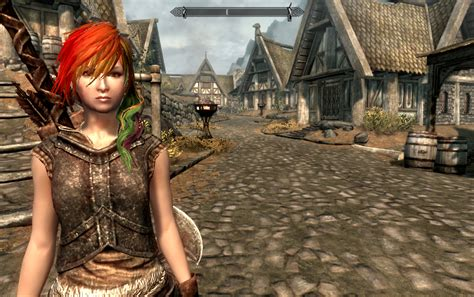 skyrim anime mod girls rainbowdash skyrim hair wip by sharingan616 on deviantart