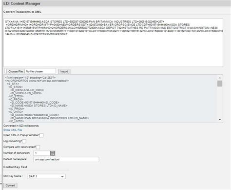 convert an edi document form 270 to a csv file b2b or not to be sap blogs