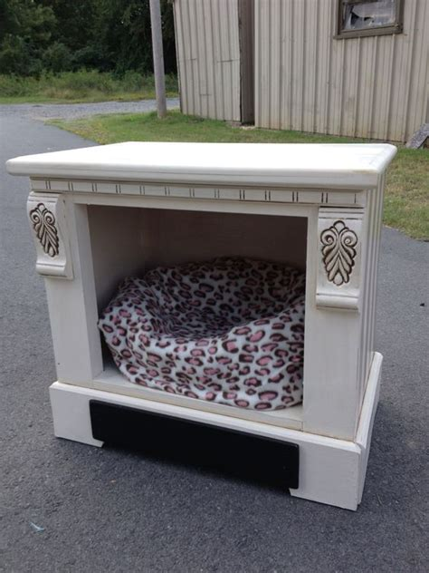dog bed nightstand dog bed made from nightstand doggie beds by kristy