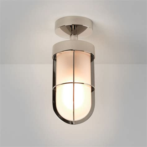 cabin ceiling lights astro cabin ip44 semi flush outdoor ceiling light
