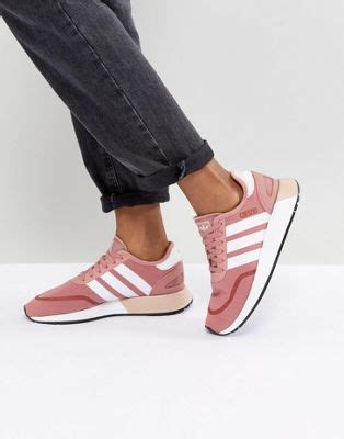 adidas originals adidas originals n 5923 trainers in pink