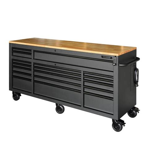 Husky 52 In 18 Drawer Tool Chest And Cabinet Set Black by 100 Husky Storage Cabinets Garage Costco 100 Costco Garage