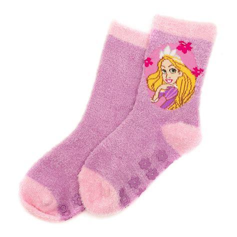 disney slipper socks disney rapunzel slipper socks for from disneystore