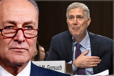 neil gorsuch vote nuclear winter is coming democrats say they have the