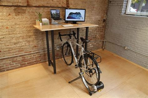Diy Bike Desk Clever Indoor Bike Storage Ideas Moral Fibres Uk Eco Green