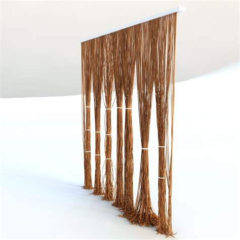 rope curtains curtains rope kisea by lvitsa 3docean