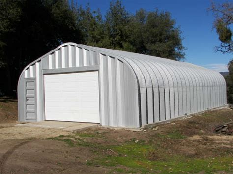 Cheap Metal Garages The Advantages Of Installing A Prefabricated Garage