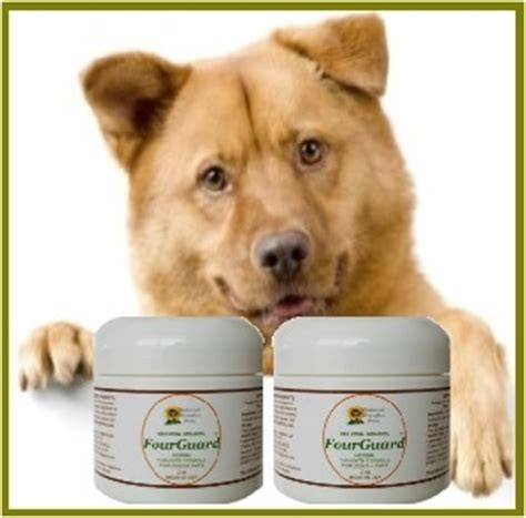 Doggie Detox Cleanse by Fourguard Herbal Dewormer And Parasite Cleanse Bogo