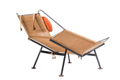flag halyard chair flag halyard chair by hans wegner for getama for sale at