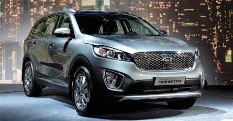 2015 Kia Sorento Images 2015 Kia Sorento Interior Images And Additional