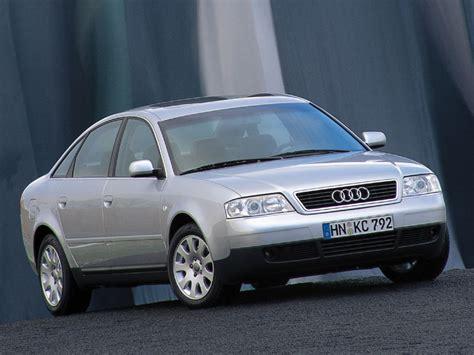 Audi A6 C5 V8 by Audi A6 4 2 V8 Quattro C5 1999 Parts Specs