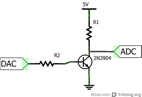 transistor npn inverter electron pi my notebook on raspberry pi and arduino projects