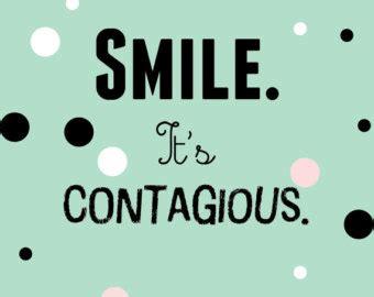 infectious smile quotes quotesgram
