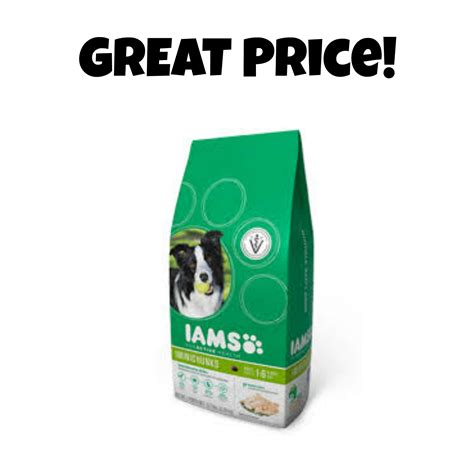 Fabulous Deals Not To Miss Bag Bliss great deal on iams food at publix