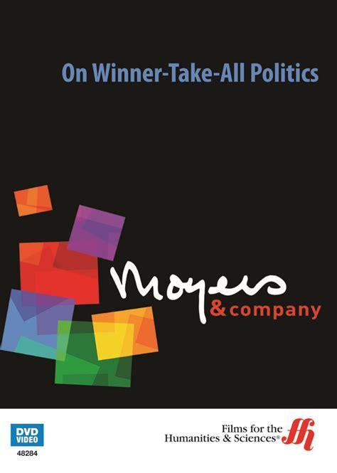 winner take all politics how washington made the rich moyers company on winner take all politics enhanced dvd