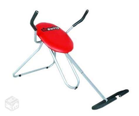how to use the ab swing aparelho abdominal ab swing para perder barriga vazlon