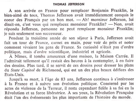 reading comprehension test in french french reading comprehension t jefferson en france