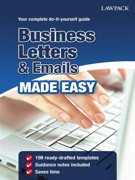 business letters emails made easy business letters emails made easy national association