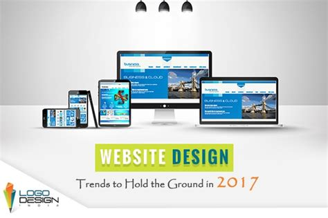 homepage design trends website design trends to hold the ground in 2017