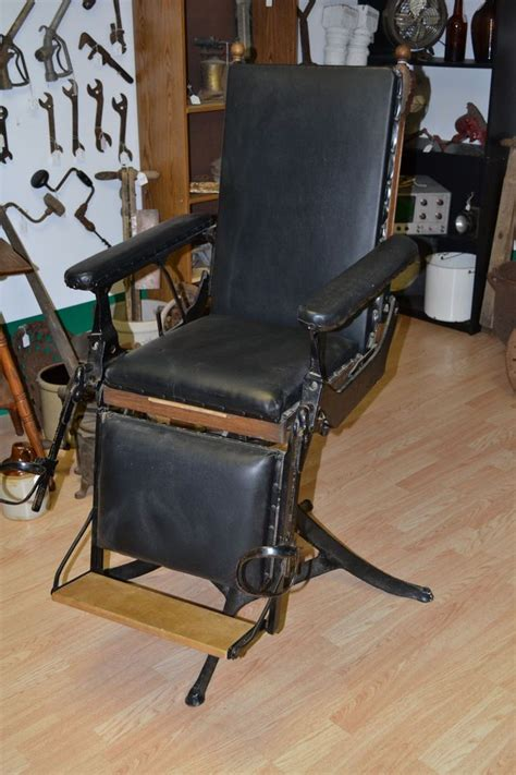 Chair With Stirrups by Antique 19th Century Early Doctor S Antique Chair