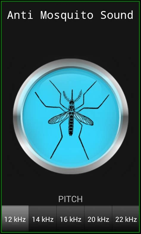 anti mosquito sound 16 khz best anti mosquito repellent apps for android generating