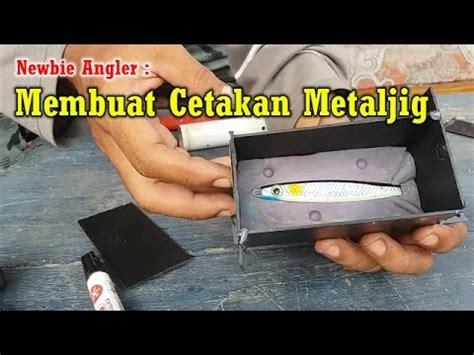Umpan Pancing Metal Jig how to make micro jigs for jigging australia andy doovi