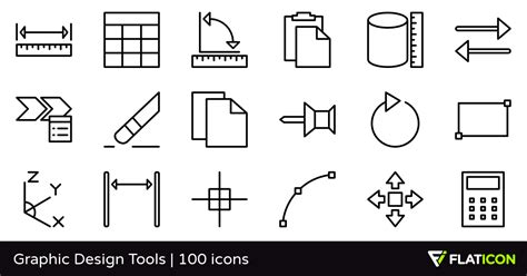 icut layout essentials graphic design tools 100 free icons svg eps psd png files