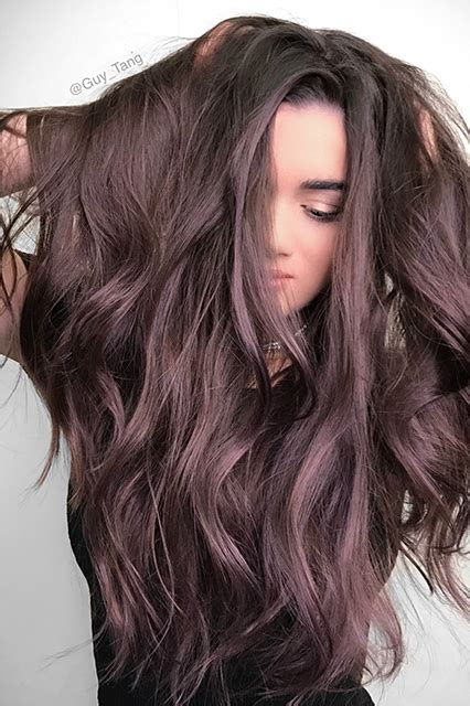 trendy hair colors trendy hair colors you ll fall in with