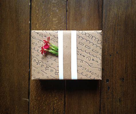 Handmade Recycled Gifts - recycled gift wrap diy gift wrapping handmade products