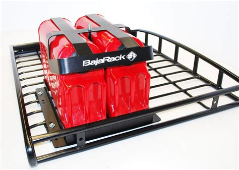 Fuel Rack by Baja Rack Fuel Can Holder For Two 5 Gal Cans Br Fch2 0