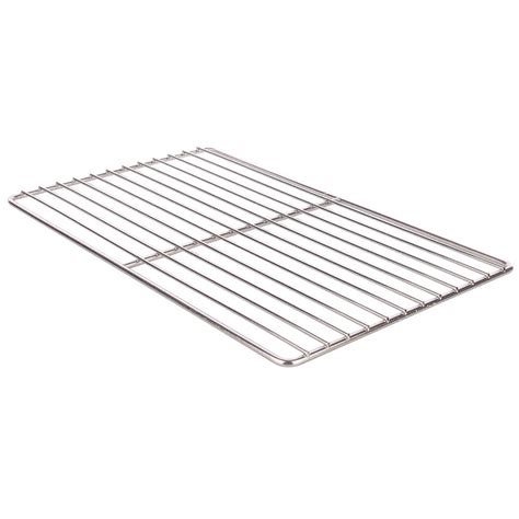 rational 6010 1101 12 quot x 20 quot stainless steel oven grid rack