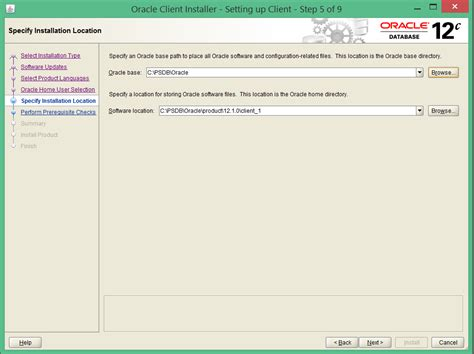 oracle tutorial notes download oracle client 9i