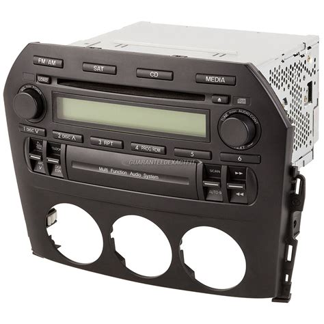 mazda cd player mazda mx 5 miata radio or cd player parts from car parts