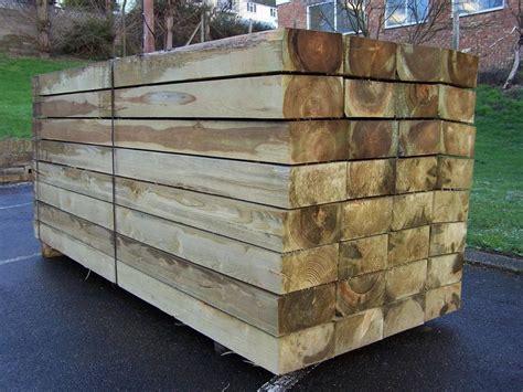 softwood sleepers skuma timber