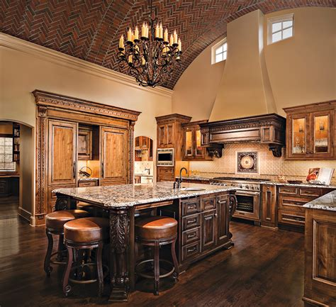 Tuscan Kitchen by Kansas City Kitchen With A Taste Of Tuscany A Design