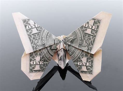 5 Dollar Bill Origami - gorgeous dollar bill origami 35 pics picture 8