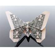 Gorgeous Dollar Bill Origami Art 35 Pics  Picture 8