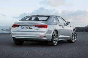 Audi South New Audi A5 And S5 Revealed More Space Tech And Power By