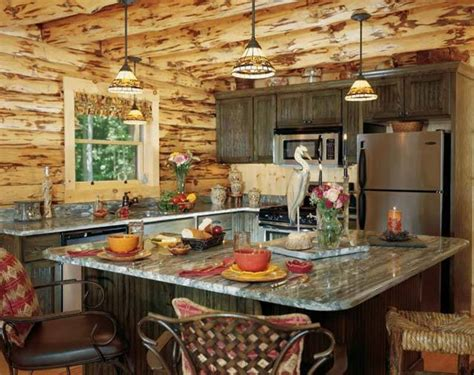rustic kitchen decorating ideas rustic decoration ideas on logs rustic