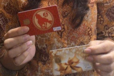 Flazz Bca Kado Pita Emas kartu flazz kini bisa top up di danamon
