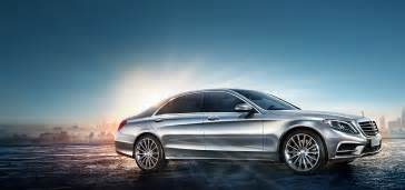 Mercedes S The Mercedes S Class Saloon