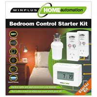 winplus 4pc x10 bedroom starter kit